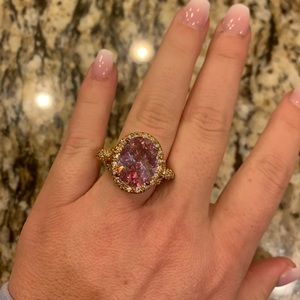 Jewelry - Purple cocktail ring